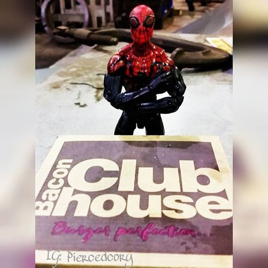 I'm going to my clubhouse and you're not invited... Fwebruary Realworldtoys