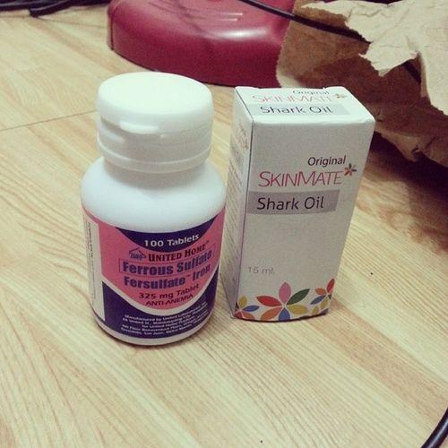 Anti-anemia and zarksoil ! Nakakasukaanggamot