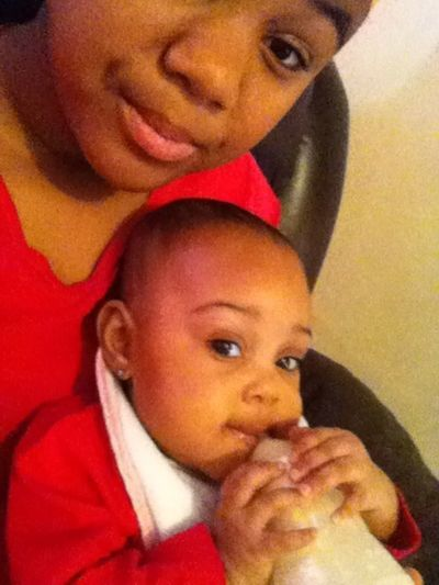 Mhe' Nd My Babyy' Kyleigh Is Twins ' Cant Tell Us Nun!'