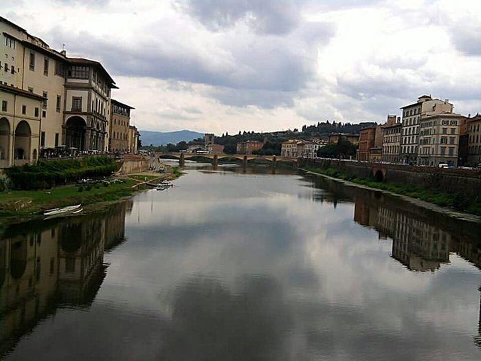Fiumearno Pontevecchio Tree Art Nature River Mirror Arte_of_nature EyesEm Firenze Oldbridge