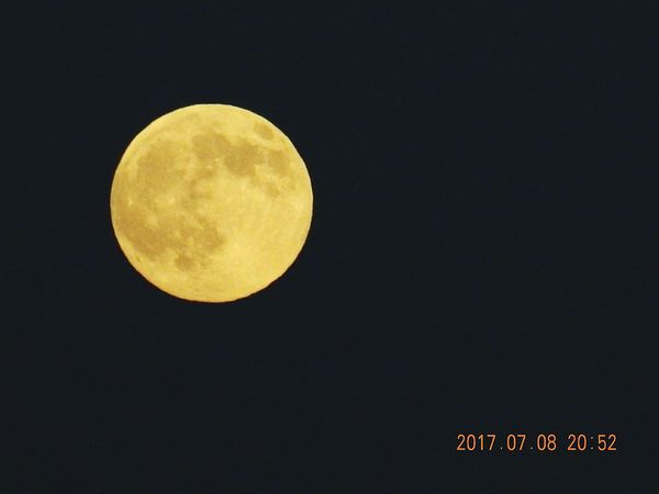 #Nature  #photography #moonlight #moon #full Moon No People Night Moon Outdoors Sky Nature Astronomy