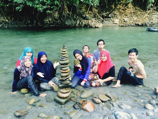 Kota Kinabalu Sabah BorneoDiary Kota Belud Sungai Beauty In Nature Memory 2016😍