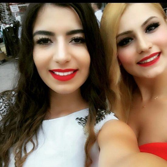 Blondeandbrunette Cousin ❤ Colourfulpicture Enjoying Life Smile ✌