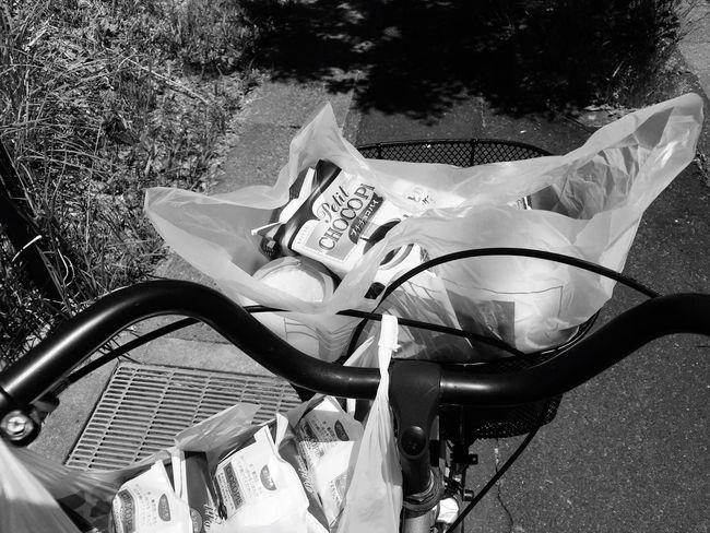 Chocolate Lotte Bycicle Love Sweets チョコパイ 大人買い 自転車 Dayoff 山越え Yummy Tomの見た世界