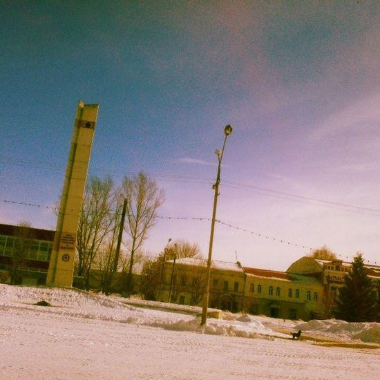 Winter Mart Snow Photorussia_daily photorussia instagram зима новое россия русское города красивое интересное