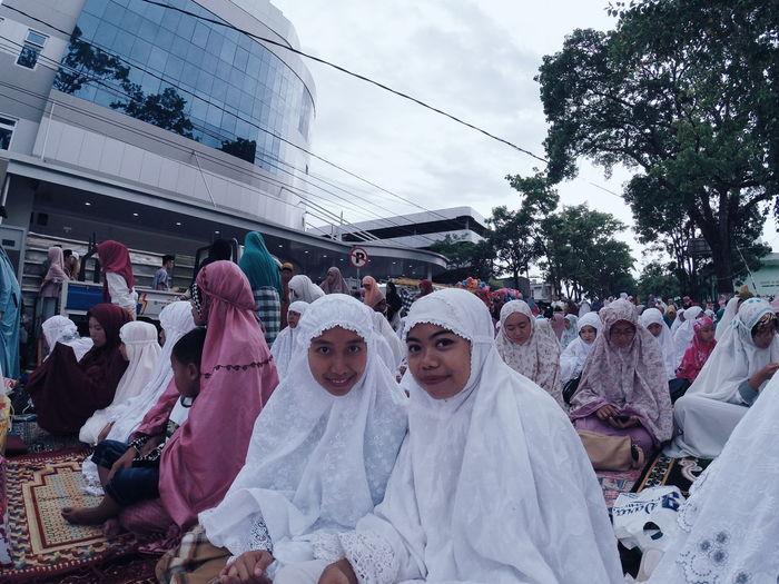 EID MUBARAK 2 ALLL MUSLIM Sky Outdoors Eid Mubarak