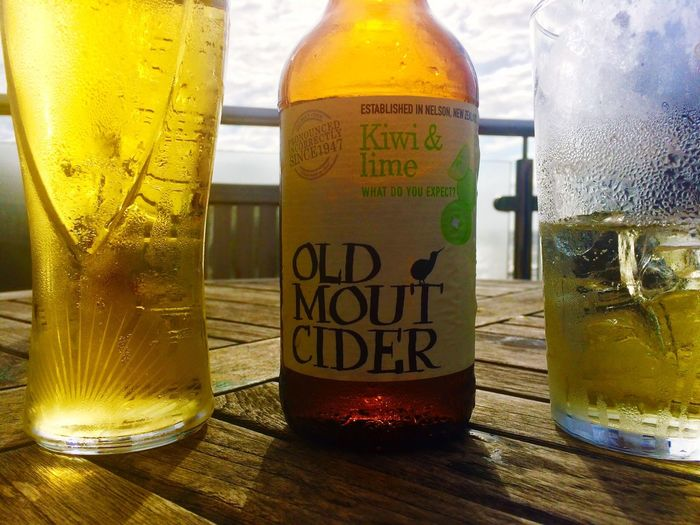 Cider Bottle