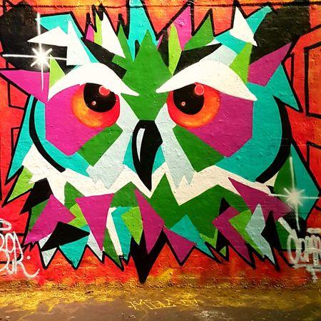 Graffiti Art And Craft Multi Colored Street Art No People Day Close-up