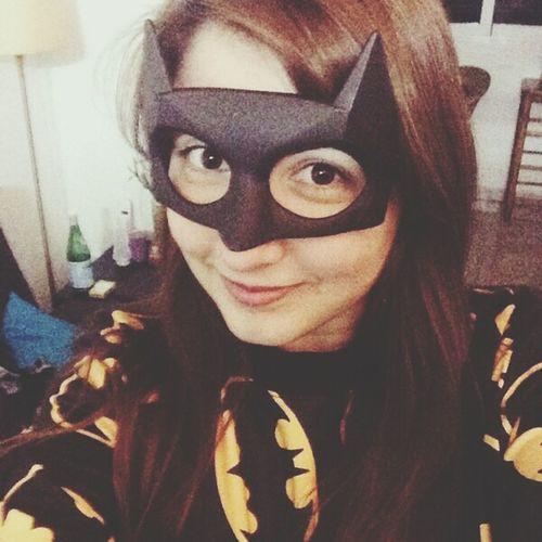 nana nananana Hi! Selfie ✌ Selfie BatMan <3 Frikis Forever Frikiyconorgullo Selportrait That's Me I'm Batman! Batman Is In Town