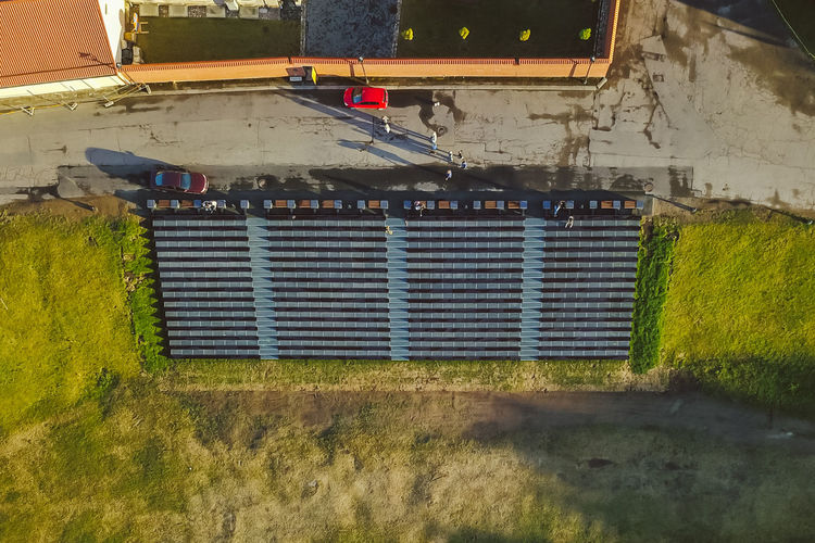 Amfitheater Amfitheater Arch City Drone  Mavic Mavic Pro New Perspective People Summer Sunset Top Down View