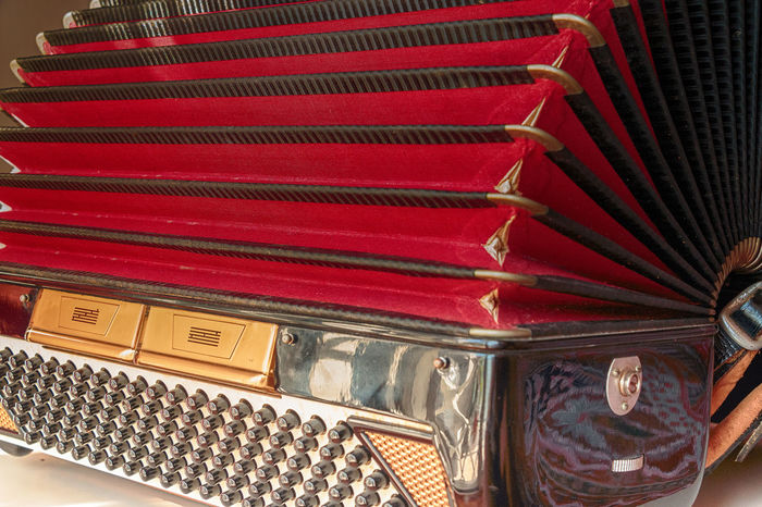 Accordion Bellows Close-up Day EyeEm Best Shots EyeEm Gallery Indoors  Keyboard Instrument Music No People