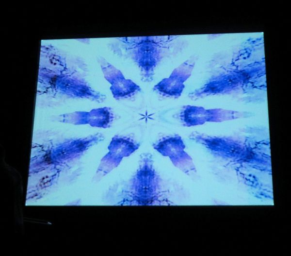 Ulrich Schnauss @ CCA (Visuals by Nat Urazmetova) - Glasgow 22/03/2017 Music Concert Glasgow  Gig German Live Berlin Producer Tangerinedream Multi Colored Cca Downtempo Black Background Backgrounds Idm Ambient Electronic Visuals Naturazmetova Ulrichschnauss Abstract
