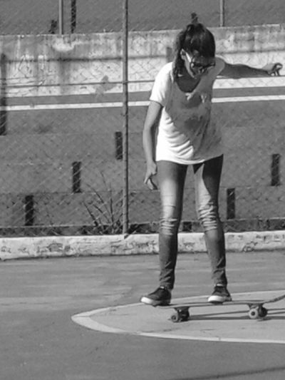 Skateboarding Blackandwhite Estilodevida Relaxing Revolução Na Sua Vida, Você Pode, Você Faz ! Rock'n'Roll Enoiis