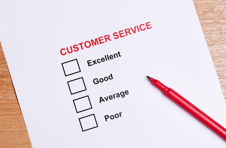 Survey form Evaluation Form Office Poor  Quality Average Checklist Client Customer  Customer Service Desk Evaluate Excellent Feedback Good Grading Paper Pen Questionaire Rating Report Survey