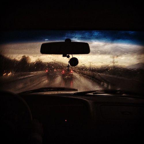 Gotas Drops Retrovisor Rearview cross cruz way camino carretera road car disco instamood instagood instahub igers photooftheday picoftheday fotodeldia mextagram mexico lalojm1 2012