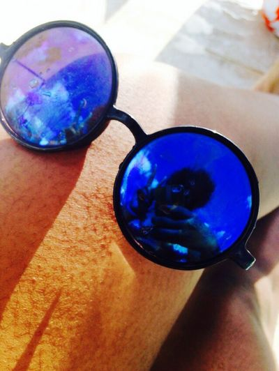 Sunglasses Beach Blue Relaxing Taking Photos Hanging Out Awesome