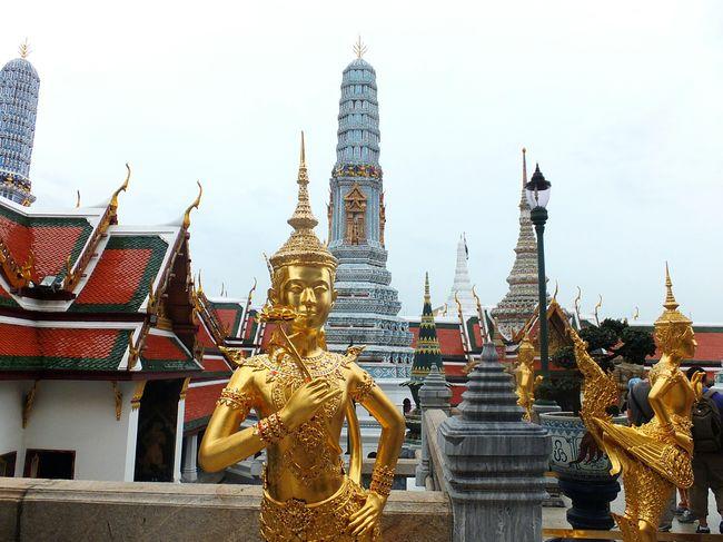Bangkok Tailand Travel Photography Grandpalais