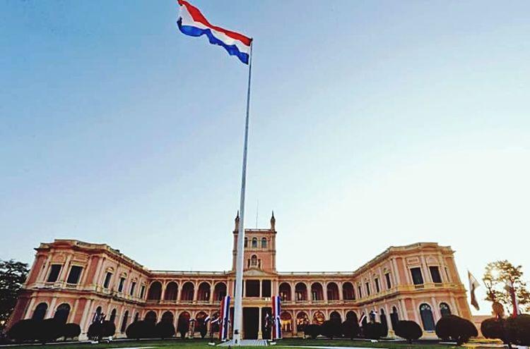 Palacio De Los López Paraguay Patria Querida