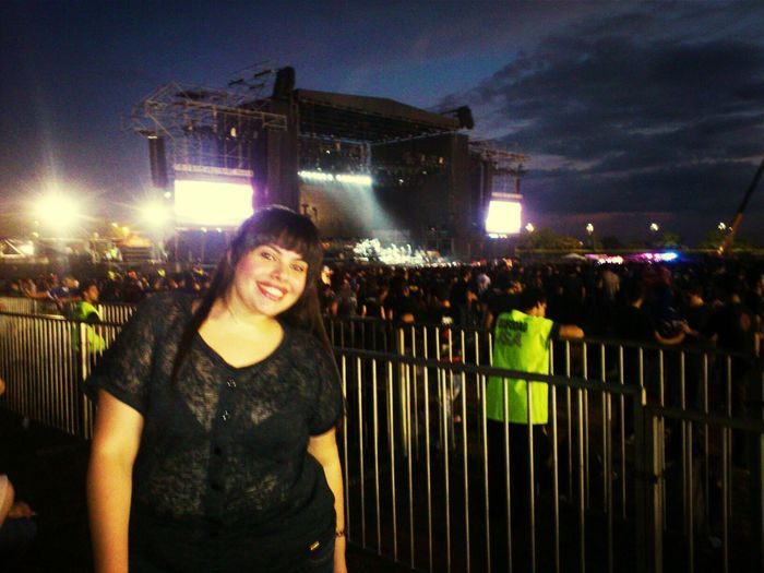 MetallicaBeResqued En Paraguay