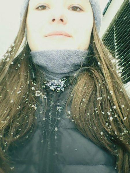 снегопад сегодня сильный)) Winter Snow ❄ Русскаязима