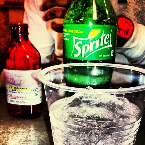 Lean With The Sprite