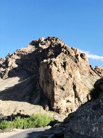 Ruins of fort enroute kargil from leh EyeEmNewHere EyeEmNewHere