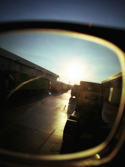 When I look through the glasses. Architecture No People Sunset Built Structure Indoors  Cityscape Building Exterior Day Sky City Glasses City Sunset_collection Evening EyeEmNewHere