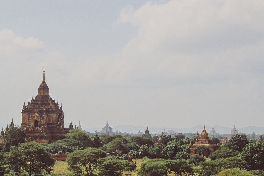 Bagan, Burma The Great Outdoors With Adobe