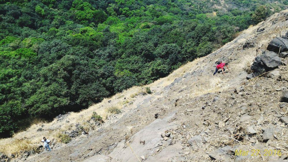 Hanging Out Trekking Mountainman