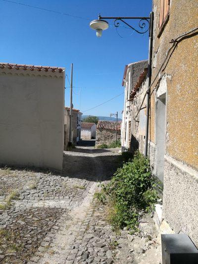 Gosthtown Stone City Stones Town Abandoned Abandoned Places Sardinia,italy House Lamp Nature Abandoned House