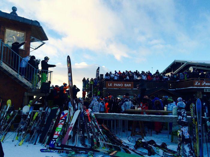 My Winter Favorites Panobar Musique Ski Snow ❄ Soleil☀️ Vacances Boire Partir