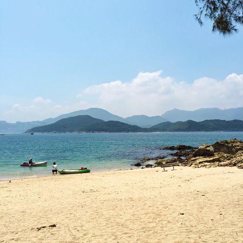 RePicture Travel Hong Kong Sharp Island
