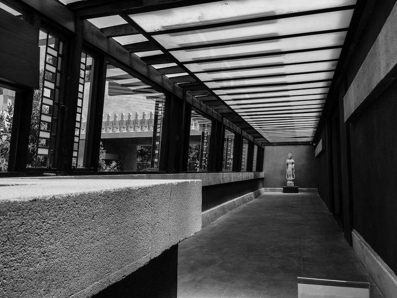 Architecture Blackandwhite California Frank Lloyd Wright Hollyhock Los Angeles, California Showcase June Monochrome Photography