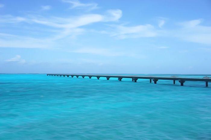 沖縄県 ( Okinawa )の 下地島 ( Shimojishima )の風景です。