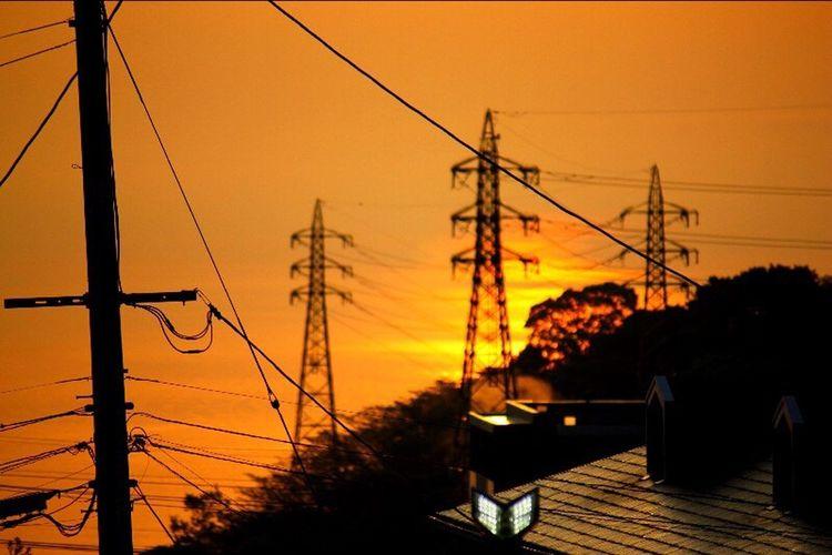 Landscape The Steel Tower Asahi 空っぽ