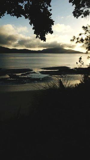 Sunrise hamilton island Hamilton Island Sunrise Queensland Australia