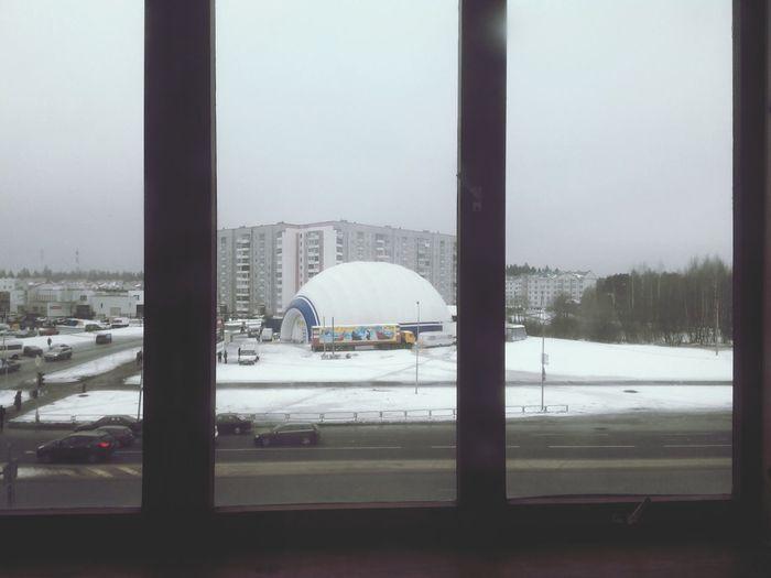 Вид из окна) Fotobelarus Myhome