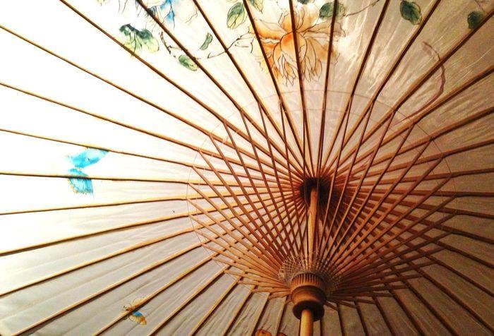 China Beauty Bambu Sombrilla