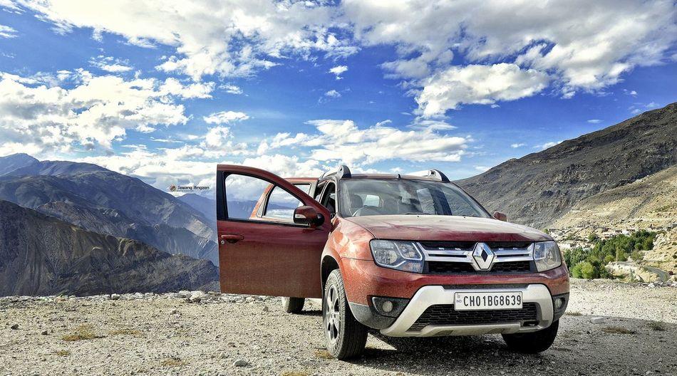 Hello World Photooftheday Traveler Indiapictures Renaultduster Renaultclub Renault Mountains