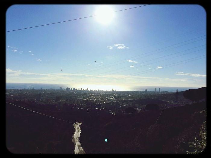 Skyline Hanging