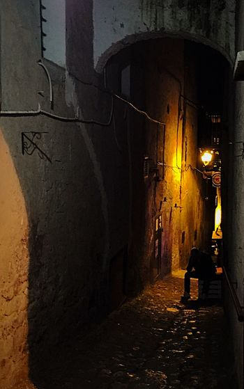 •scorci notturni• My Saturday Night Relax Caiazzo Freddo