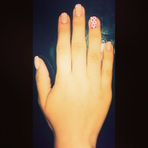 Nails Love Fracesinha Pink luv