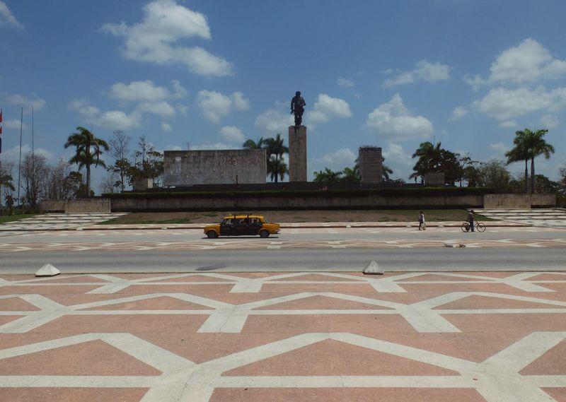 Cuba Santa Clara Che Che Guevara Monuments Monument
