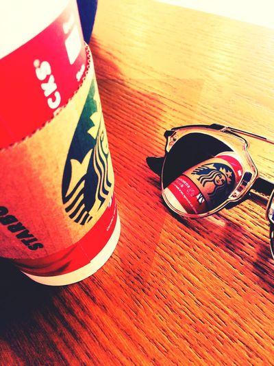 星巴克有个魔咒,喝个总会想拍照 Starbucks Coffee
