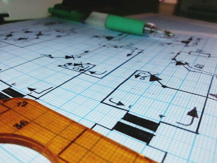 Precision Art Teknic Elektronik Elektronik Art Elektricity Drawing Sketch Design Work