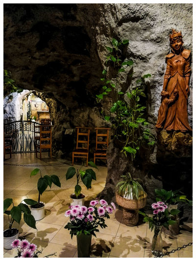 The church is hewn in the mountain Travel Destinations The Church Is Hewn In The Mountain Turistic Attractions Tredition Hungary Sculpture
