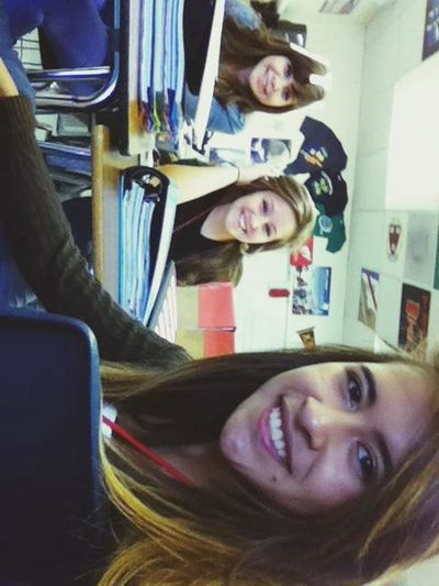 avid with my girlies