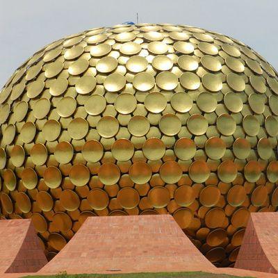 Auroville pondy