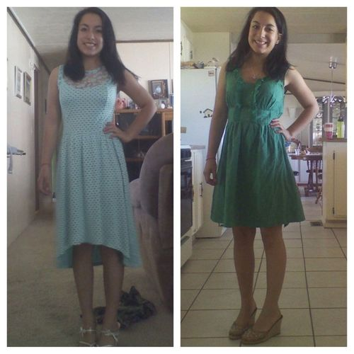 Which Dress?