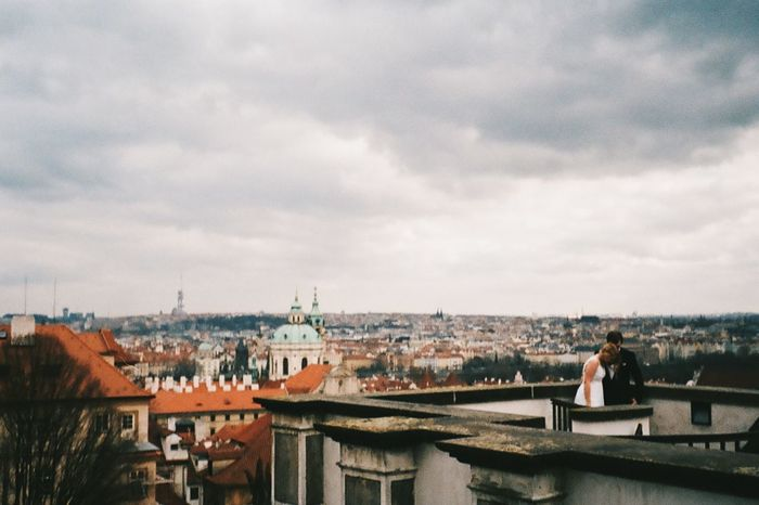 35mm Film Film Photography Praha